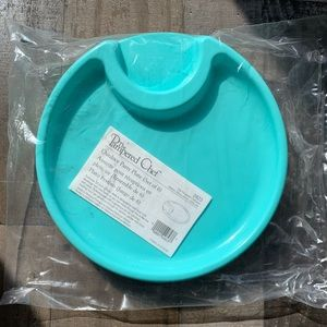 Set of 6 Pampered Chef outdoor party plates